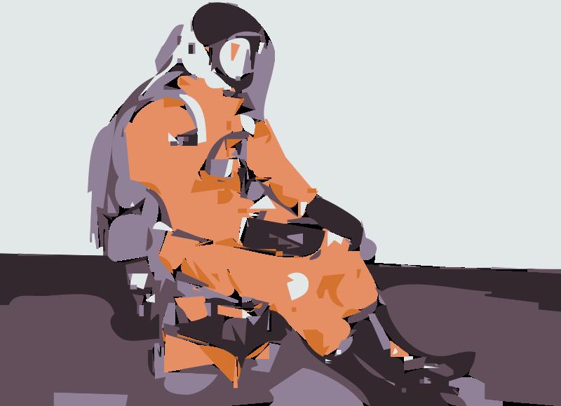 Free NASA flight suit development images 15