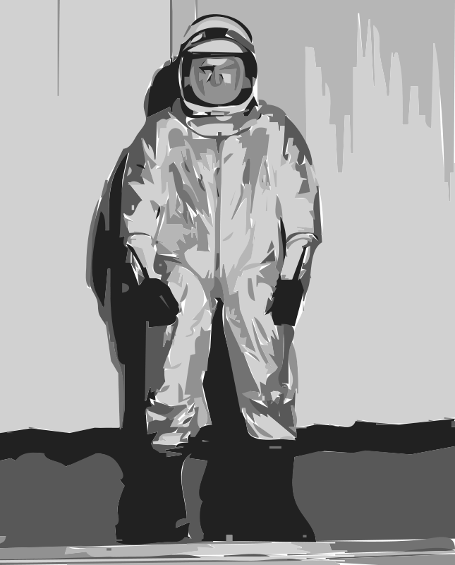 Free NASA flight suit development images 7