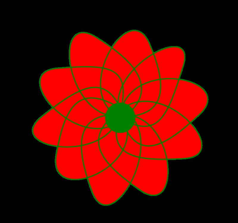 Free Flower - Christmas Flower