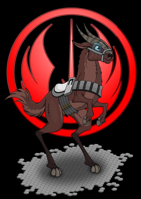 Free Clipart: El Kybuck del Maestro Yoda | deiby_ybied