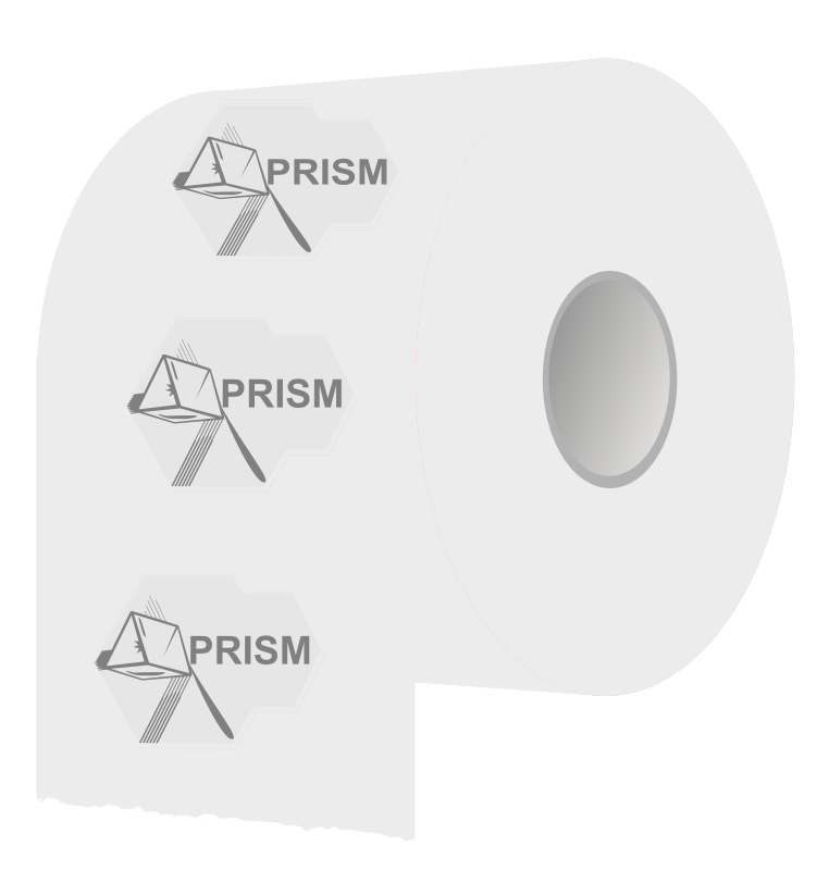 Free NSA Prism Toilet Paper