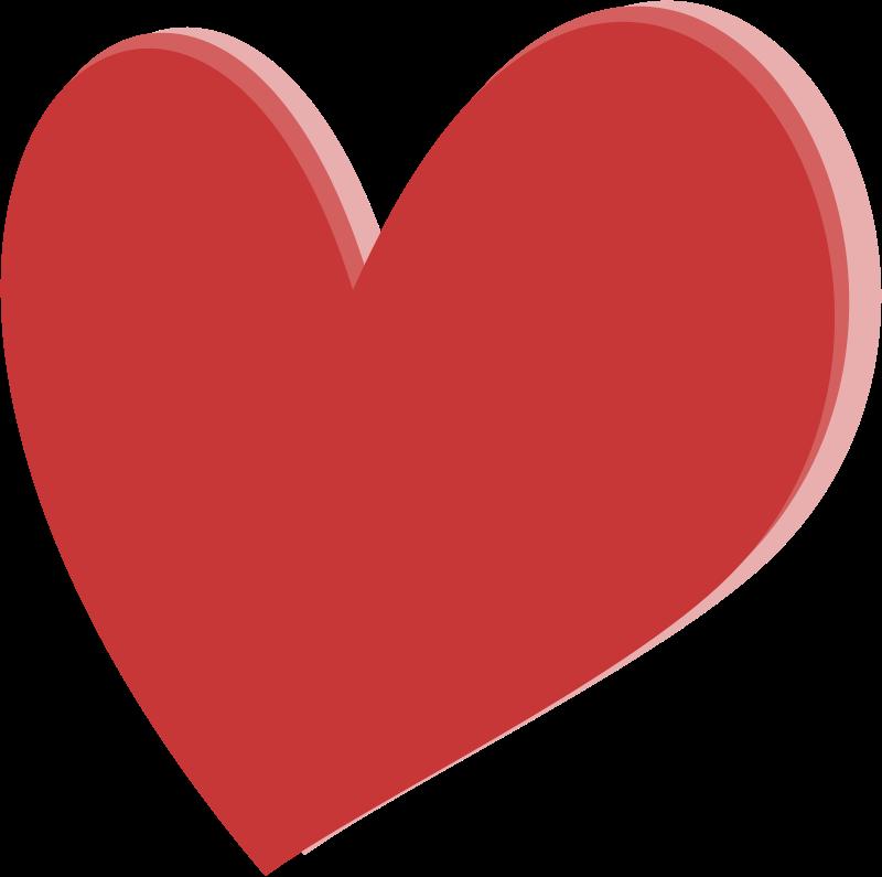 Free Layered Heart