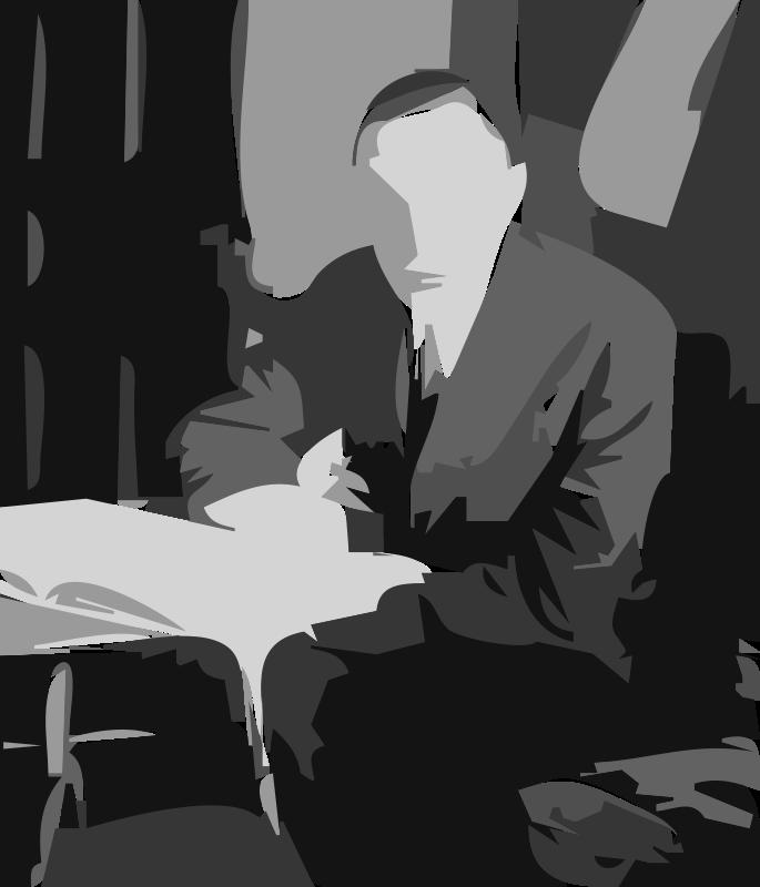 Free Sergei Rachmaninoff LOC 31755  (autotrace)