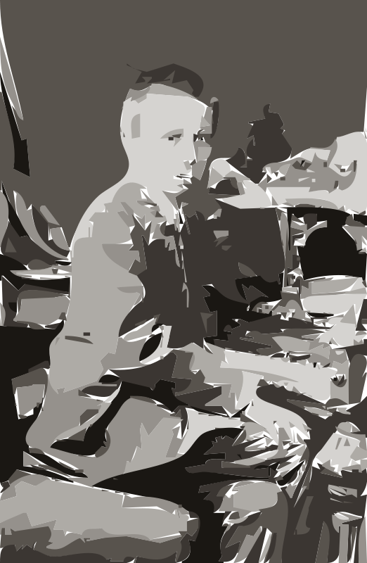 Free Rachmaninov at age 10 (autotrace)