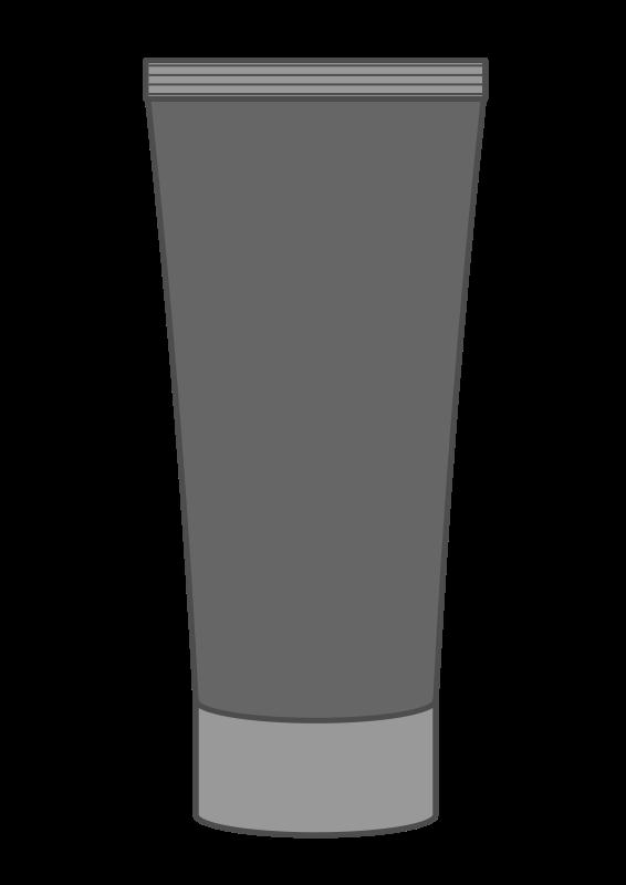 Free Clipart Tube Of Cream Alastairjtp