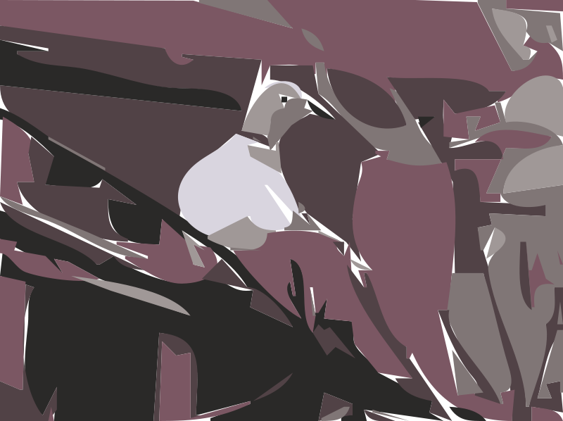 Free Lovey the Dove Pigeon