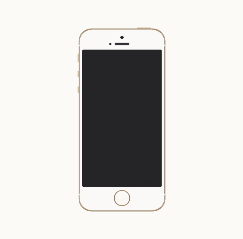 Free Gold iPhone 5s