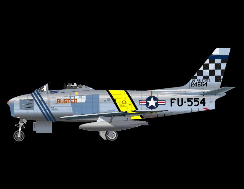 Free F-86F FIGHTER