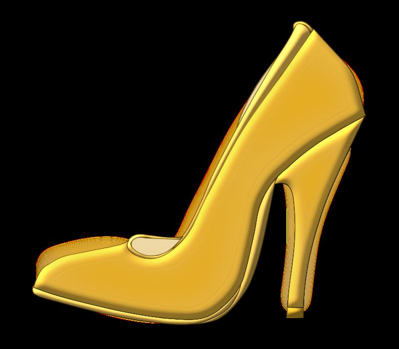 Free Golden shoe
