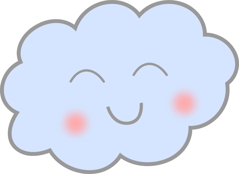 Free Happy Cloud