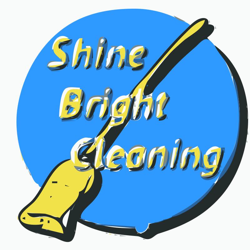 Free Fake cleaning logo vhs