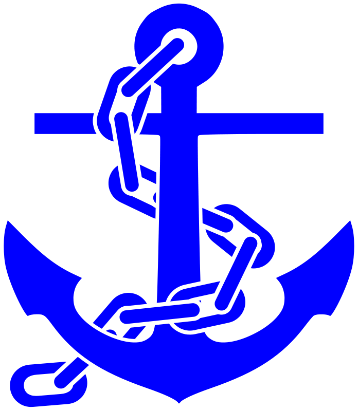 Free Fouled Anchor