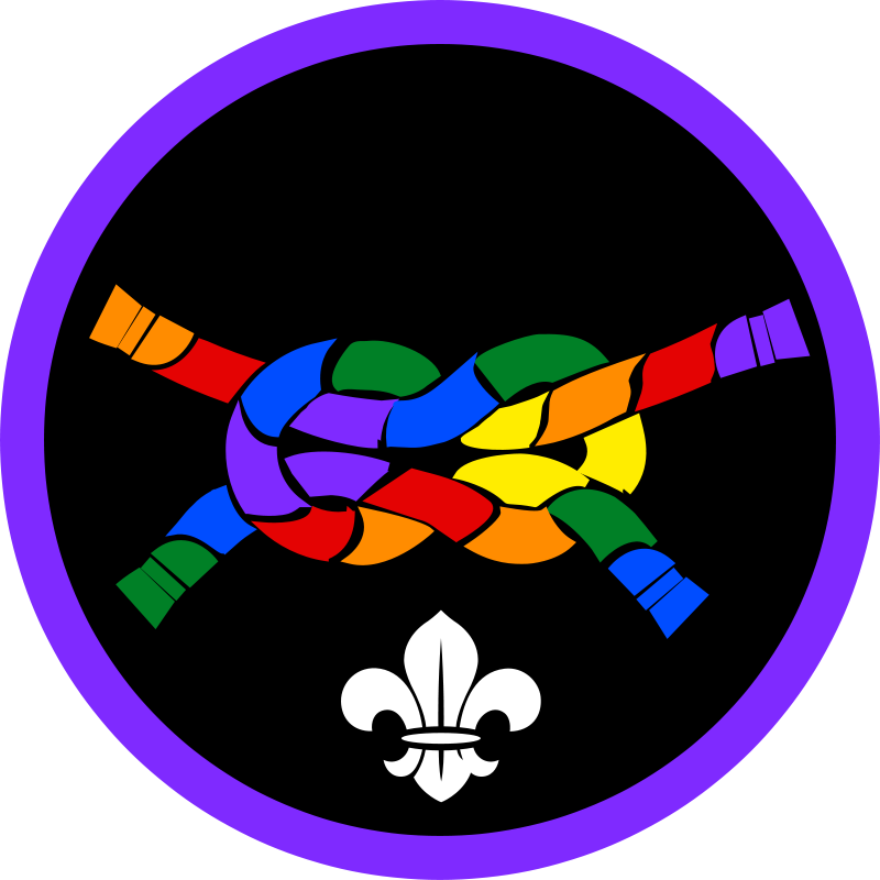 Free Pride challenge/merit badge