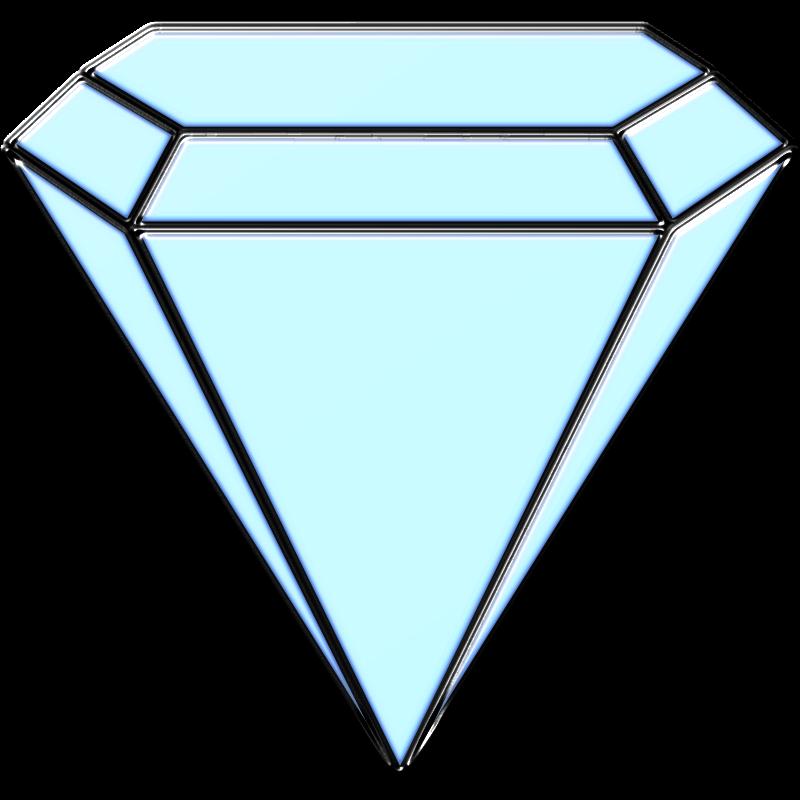 Free Blue Diamond
