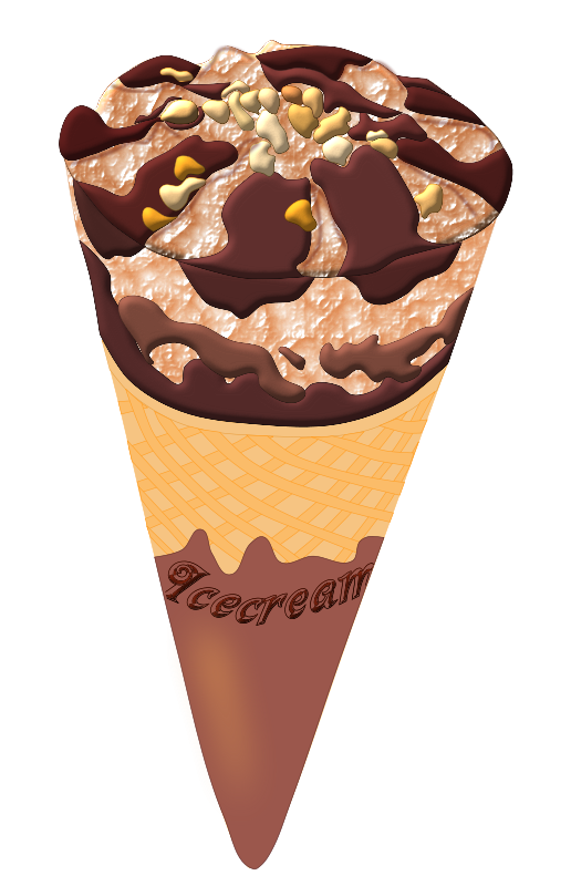 Free Chocolate ice cream