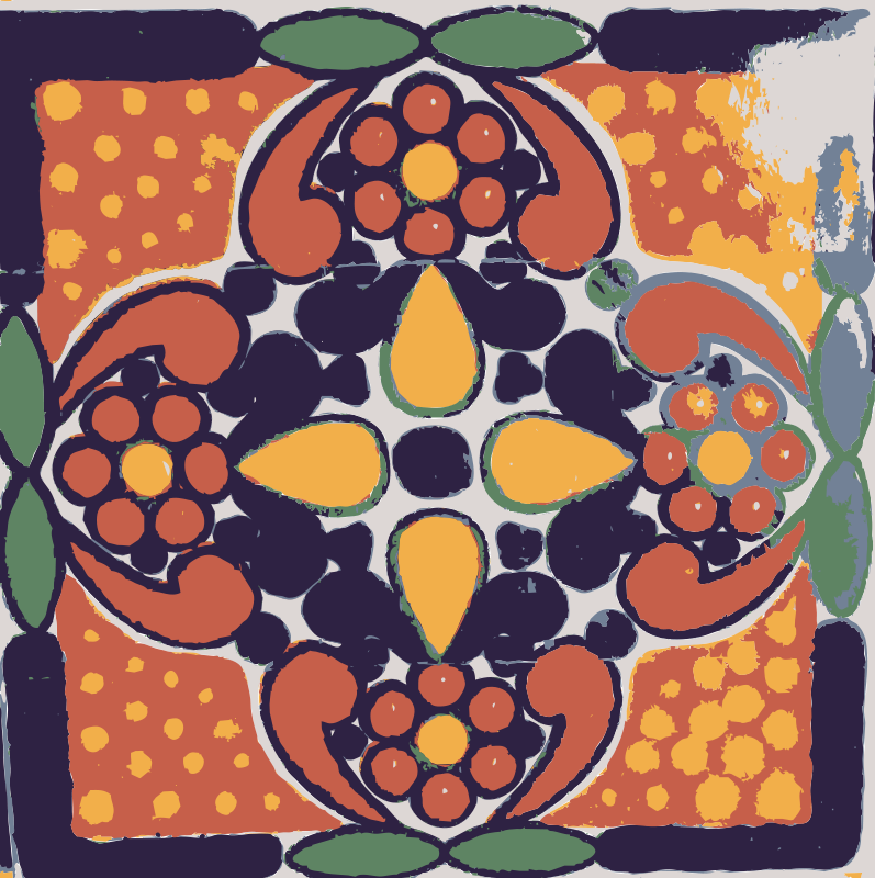 Free Mexican Tile 04