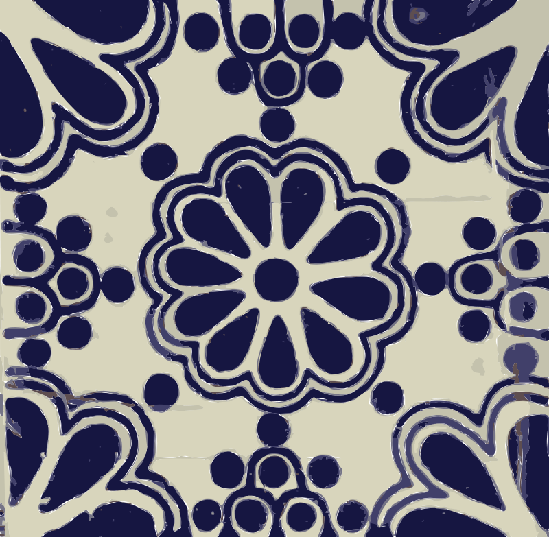 Free Mexican tile 02