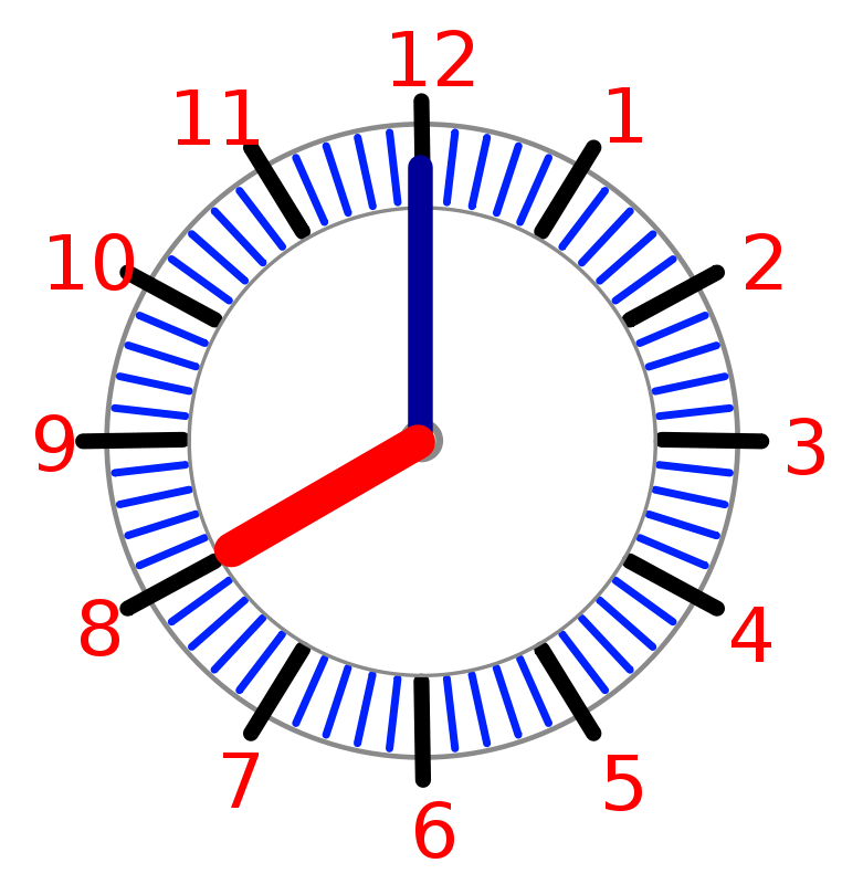 Free Lerning Clock 2