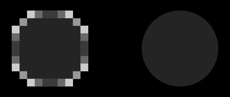 Free Bitmap vs. vector