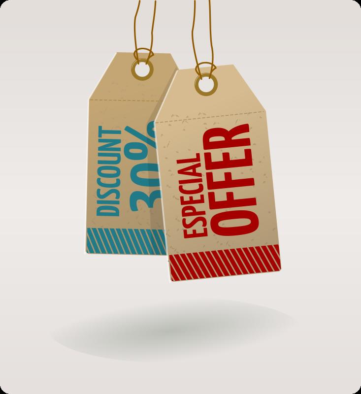 Free Sale tags
