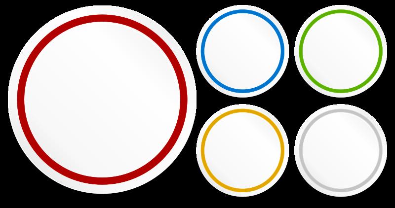 Free Circle Vectors