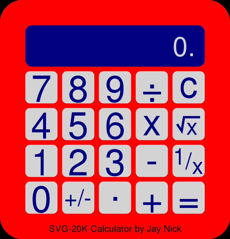 Free Scripted Calculator