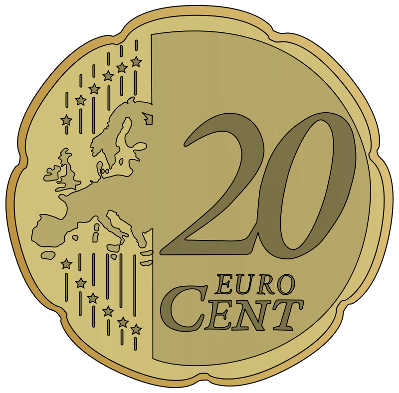Free 20 euro cent