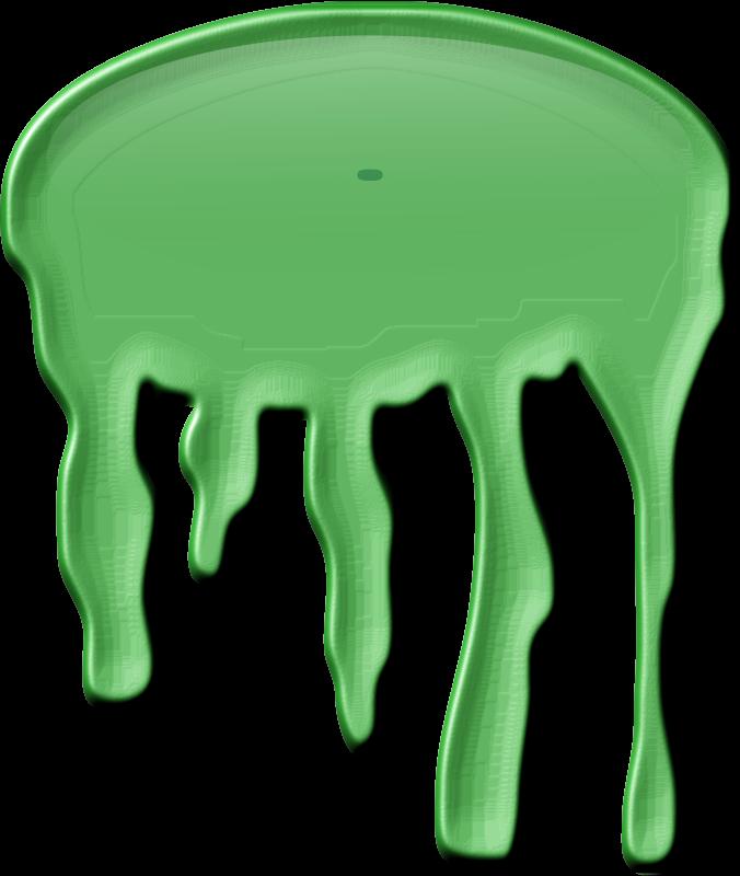 Free Green Glob