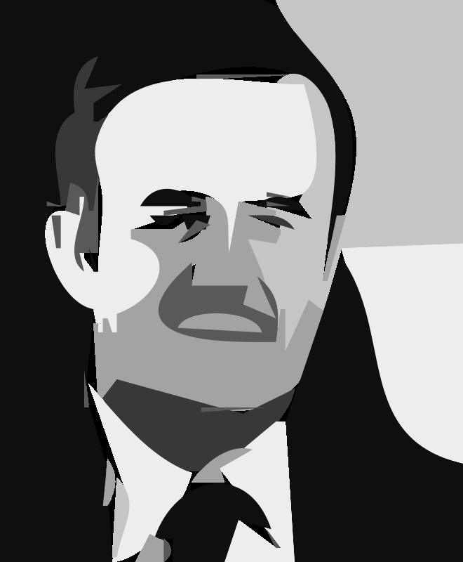 Free Hafez al Assad portrait thumbnail