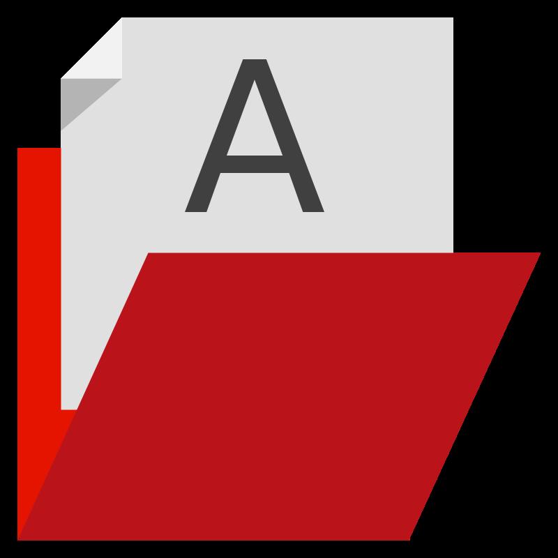 Free folder open
