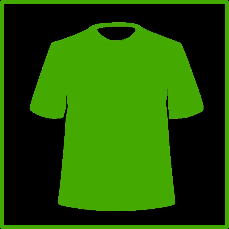 Free eco green clothing icon