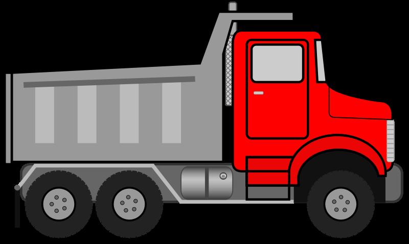 Free Dump Truck