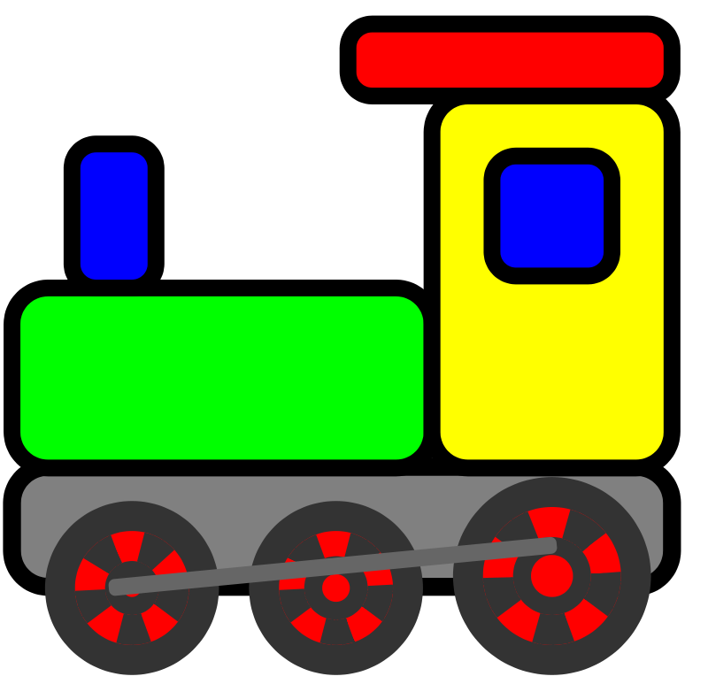 Free Scripted Toy Train