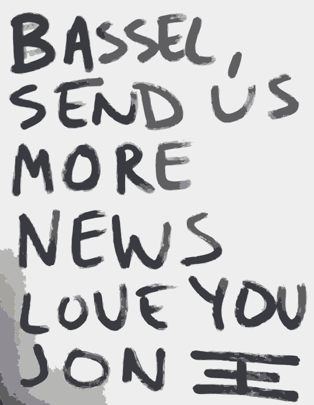 Free Letters to Bassel