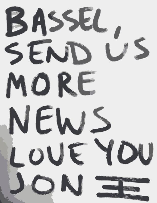 Free Clipart: Letters to Bassel | jonphillips