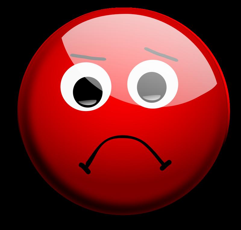Free Sad face