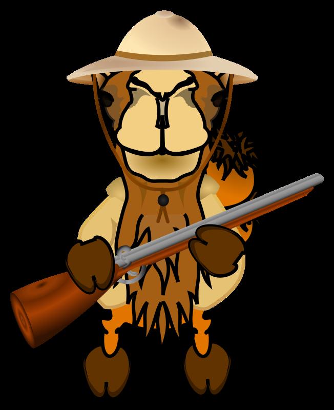 Free Comic Camel - Discoverer