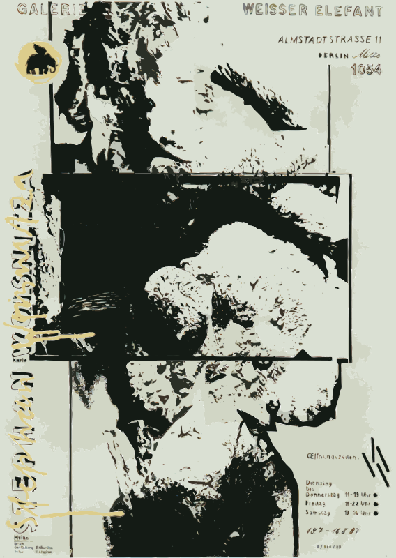 Free Posters 1977-1988 No. 128