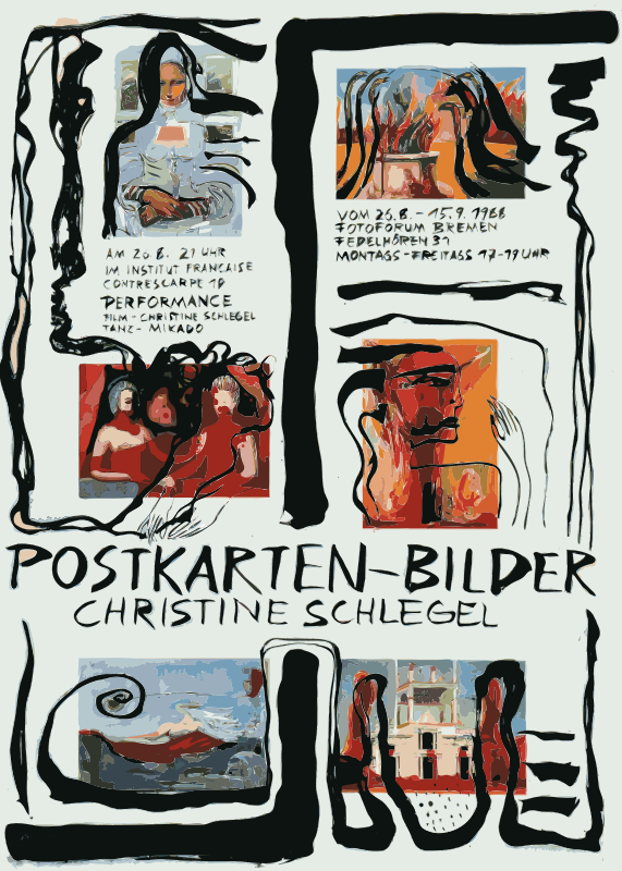 Free Posters 1977-1988 No. 115