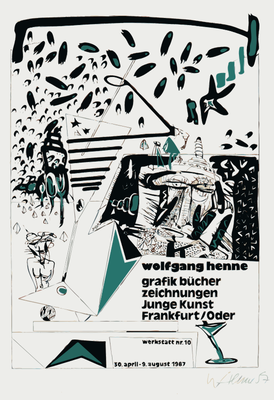 Free Posters 1977-1988 No. 95