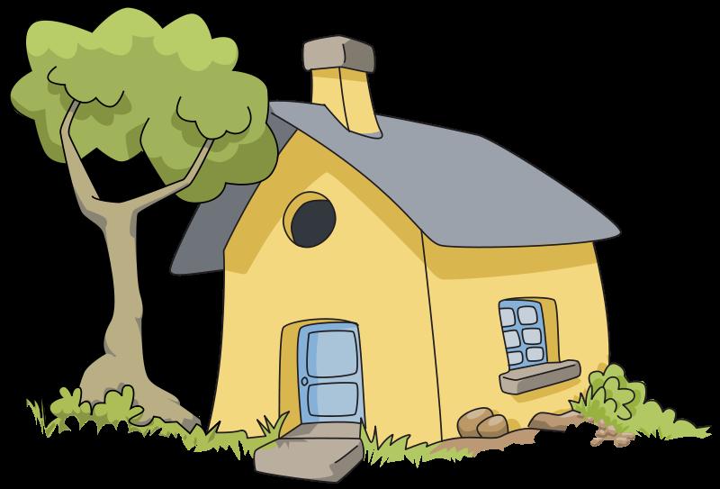 Free House of tree
