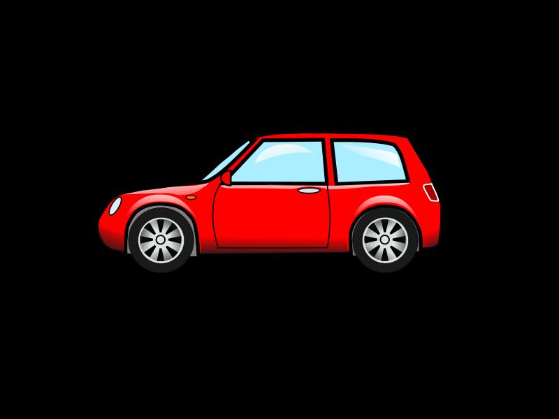 Free car_red
