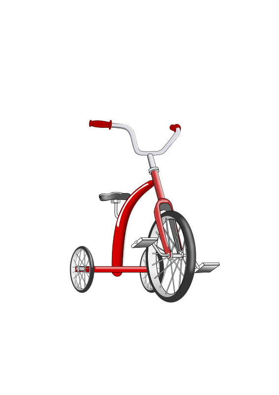 Free tricycle - final
