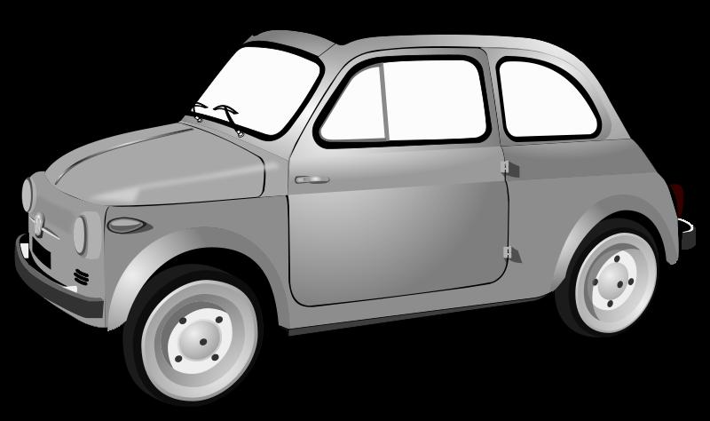Free FIAT Nuova 500