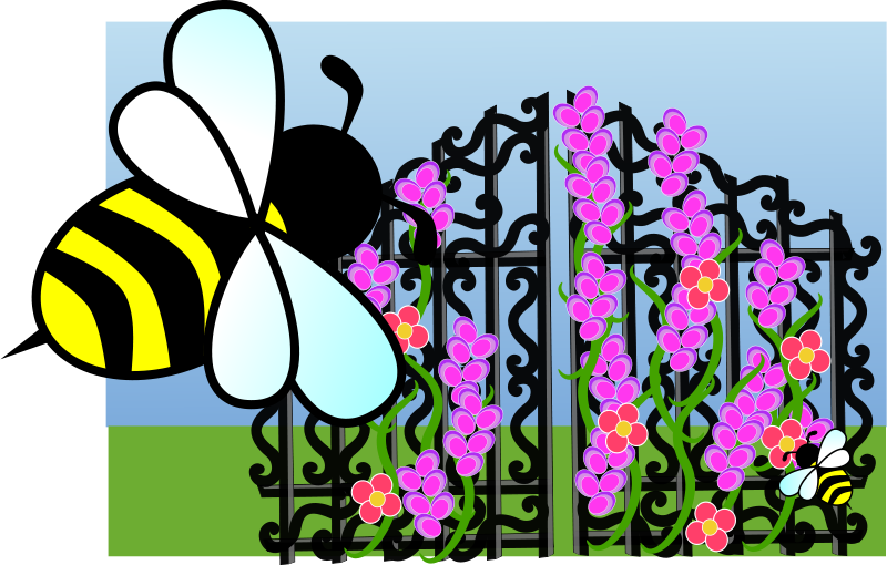 Free Bee scene