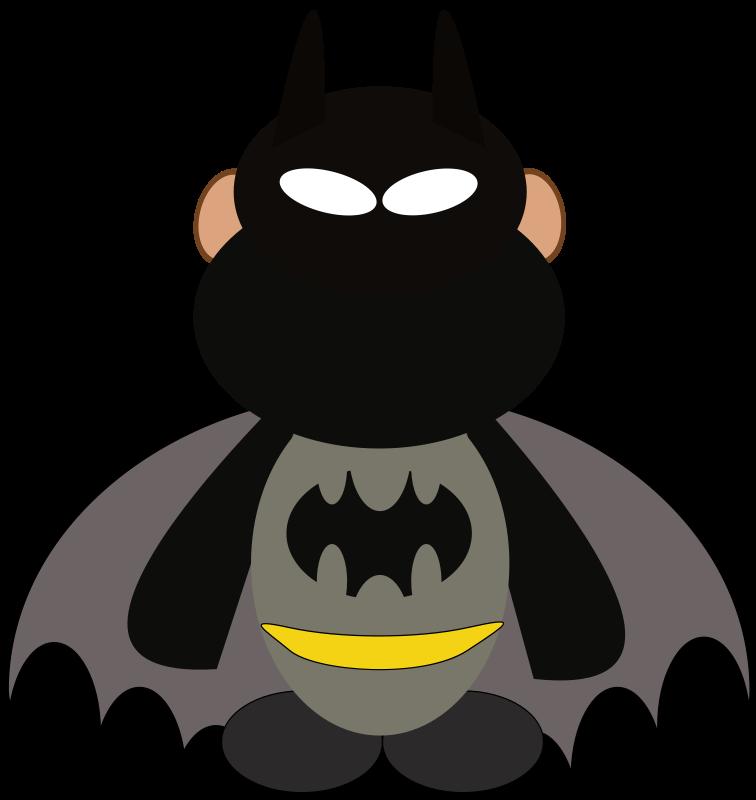 Free Batman Monkey