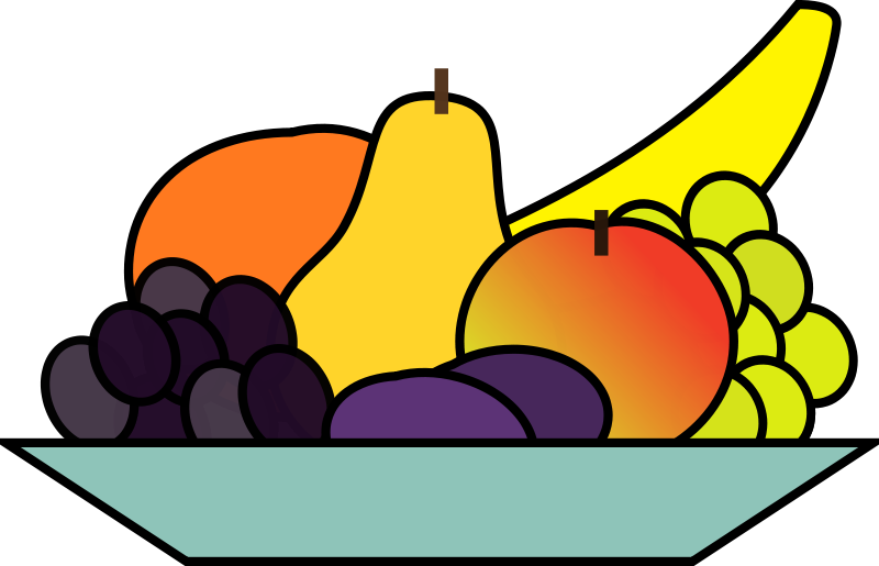 Free fruit plate