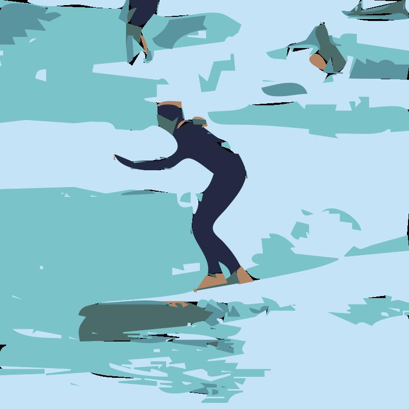 Free surfing