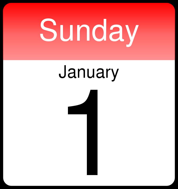 Calendar Day Vector Art : Free clipart freedownloads