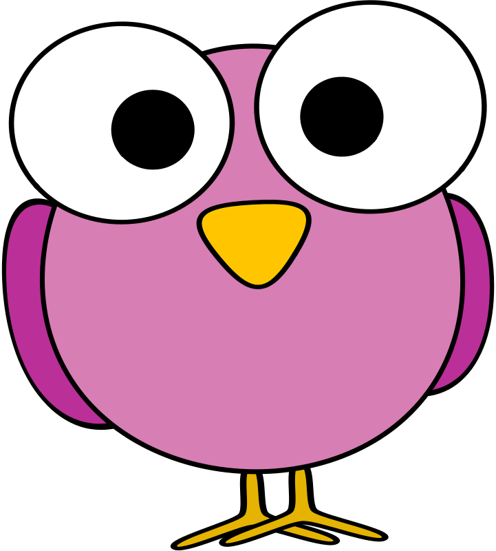 free clipart pink googley eye bird anarres rh 1001freedownloads com free clipart eyes looking free clip art eyes images
